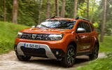 11 Dacia Duster 2021 facelift first drive off road