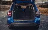 11 Dacia Duster diesel 4x4 2021 UK first drive review boot