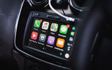 Dacia Sandero Stepway Techroad 2019 first drive review - infotainment