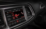 Dodge Challenger Hellcat Redeye Widebody 2018 first drive review - infotainment drive modes