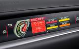 11 Ferrari Portofino M 2021 UK FD passenger infotainment