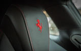 Ferrari Roma 2021 UK first drive review - seat details