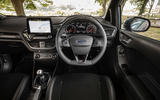 Ford Fiesta ST 2019 long-term review - dashboard