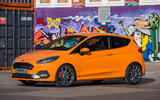 Ford Fiesta ST Performance 2019 first drive review - static front