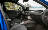 Ford Focus 2018 first drive review cabin