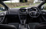 Ford Focus RS Mountune M520 2020 UK first drive review - cabin