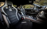 Ford Shelby Mustang GT500 2020 first drive review - cabin