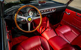 11 GTO California Spyder revival 2021 UK FD dashboard