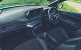 11 Hyundai i20N 2021 RHD UK FD dashboard