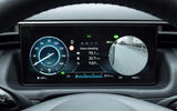 Hyundai Tucson 2020 UK first drive review - blind spot camera