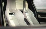 11 Jaguar F Pace SVR 2021 UK first drive review front seats