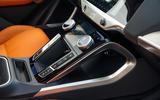 Jaguar I-Pace 2018 review centre console
