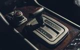 11 JIA Range Rover Chieftain 2021 UK FD gearstick