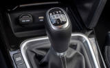 Kia Ceed 1.6 CRDi 48v iMT 2020 first drive review - gearstick
