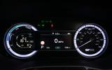 Kia Niro PHEV 2020 UK first drive review - instruments