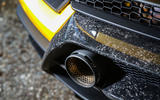 Lamborghini Huracan Performante Spyder 2018 UK review exhaust