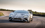 Lamborghini Huracan STO 2020 first drive review - track