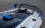 11 Lamborghini Huracan STO 2021 FD engine cover
