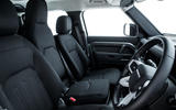 Land Rover Defender 110 S 2020 first drive review - cabin