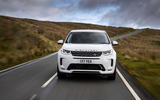 Land Rover Discovery Sport P300 PHEV 2020 UK first drive review - on the road nose