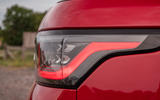 Land Rover Range Rover Sport HST 2019 UK first drive review - rear lights