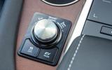 11 Lexus RX 450h L 2021 UK FD centre console
