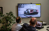 Lotus Evija configurator 2020 - static rear