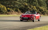 Mazda MX-5 2.0 Sport Tech 2020 UK first drive review - on the road front