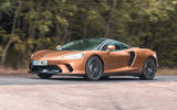 McLaren GT 2019 UK first drive review - on the road