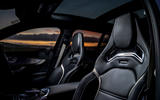 Mercedes-AMG C63 S Estate 2019 first drive review - front seats