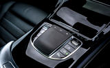 Mercedes-AMG GLC 43 Coupé 2020 UK first drive review - centre console