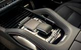 11 Mercedes AMG GLE 63S 2021 UK FD centre console