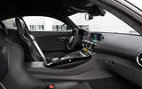 Mercedes-AMG GT R Pro 2019 first drive review - cabin
