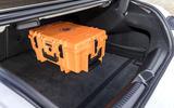 Mercedes-Benz CLA 2019 first drive review - boot
