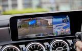 Mercedes-Benz CLA 250 2019 UK first drive review - augmented navigation