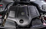 Mercedes-Benz E-Class e450 Cabriolet 2020 UK first drive review - engine