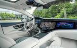 11 Mercedes Benz EQS 2021 UK LHD FD cabin