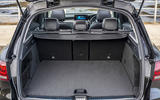 Mercedes-Benz GLC 220d 2019 UK first drive review - boot