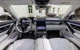 11 Mercedes Maybach S680 2021 FD cabin