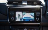 Nissan Leaf 2nd generation (2018) long-term review reverse parking