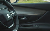 Peugeot 5008 2020 UK First Drive review - interior trim