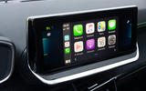 Peugeot e-2008 2020 first drive review - carplay