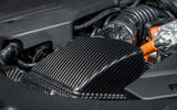 Polestar 1 2019 first drive review - carbon airbox