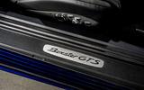 Porsche 718 Boxster GTS 4.0 PDK 2020 UK first drive review - scuff plates