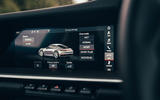 Porsche 911 Carrera 4S 2019 UK first drive review - drive modes