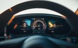 11 Porsche 911 GT3 2021 UK first drive review instruments