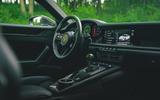 11 Porsche 911 GT3 Touring 2021 LHD UK cabin