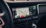 Porsche Macan 2019 first drive review - infotainment