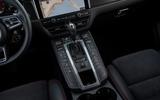 Porsche Macan GTS 2020 first drive review - centre console