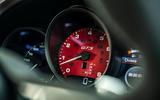 Porsche Macan GTS 2020 UK first drive review - dials